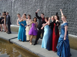 The Prom Team